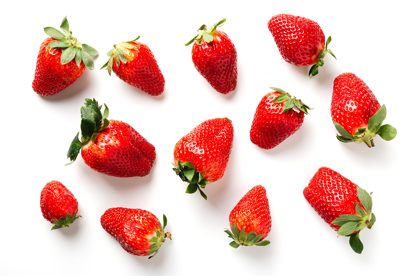 Imperfect Strawberries